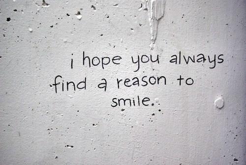 razao para sorrir